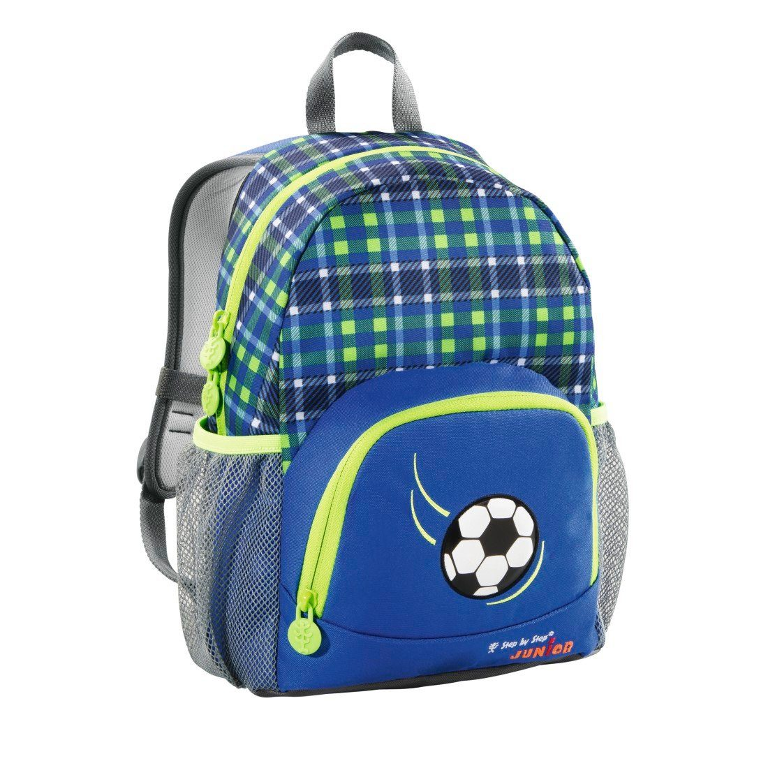 Step by Step JUNIOR Kindergartenrucksack Dressy, Football